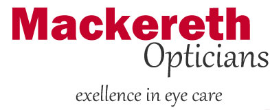 Mackereth Opticians logo